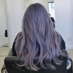 "330 Me gusta, 8 comentarios - james miju (@dearmiju) en Instagram: ""Purple nurple . . . #fanola #mijuvansalon #losangelessalon #losangeleshair #violet #purple…"""