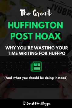 Want to write for Huffington Post AND actually get blog traffic, subscribers and sales from it? Check this article >> http://www.smartmomblogger.com/how-to-write-for-huffington-post/
