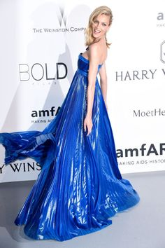 Cannes amfAR Gala Red Carpet Style - Celebrities at the amfAR Gala