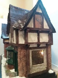 Mezzanottis Dollhouse 2018-09-06 12.18.28 Gazebo, 18th, Outdoor Structures, House, Kiosk, Pavilion, Cabana