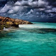 Bermuda's south shore.