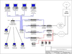 ethernet home network wiring diagram tech upgrades home theaterhome wired network diagram