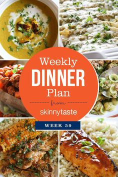 Food Photography :: Skinnytaste Dinner Plan (Week 59). Gochujang Glazed Salmon, Enchiladas, Pollo Guisada… I added a few favorites to this week's meal plan! Makes enough for leftovers if you want to freeze or pack leftovers for the week. Pictured below is The Skinnytaste Meal Planner where I plan my dinners for the week (you can of course […]