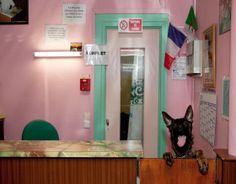Paris vu par Martin Parr. FRANCE. Paris. The Goutte d'Or. Grand Hotel Barbes. 2011.