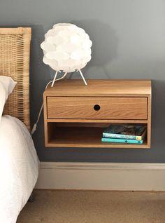 21 Best Floating bedside table images   Bedrooms, Bedside tables ...