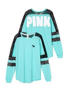$45.95 Varsity Crew PINK. There are three colors: Neon red, Neon lemon and light blue