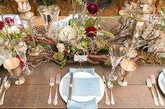 If you are looking for the perfect something blue wedding inspiration we have it…