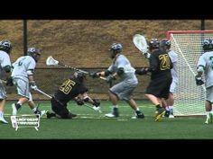 ▶ #3 Ranked University of Maryland Terps vs # 1 ranked Loyola University on Lacrosse Television - YouTube