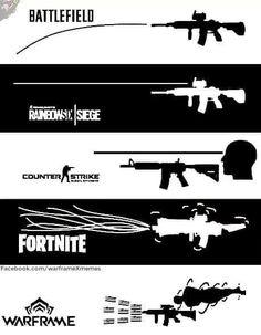 Guns and games beat duo Video Game Logic, Video Games Funny, Funny Video Memes, Funny Games, Funny Videos, Funny Gaming Memes, Gamer Humor, Stupid Funny Memes, Funny Relatable Memes