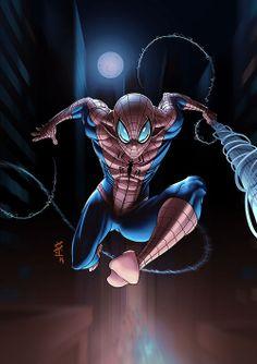 Spider-Man by Atilgan Asikuzun