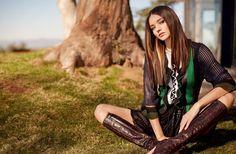 Miranda Kerr Harper's Bazaar AUS March 2015   The Fancy Plum