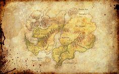 Map of Sanctuary (Diablo 3)