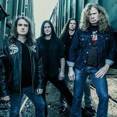 Megadeth estrena el tema The Blackest Crow