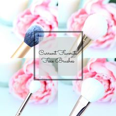 Current Favorite Face Brushes Face Brushes, Bobby Pins, Swatch, Makeup Looks, Fashion Beauty, Hair Accessories, Hairpin, Hair Accessory, Hair Pins