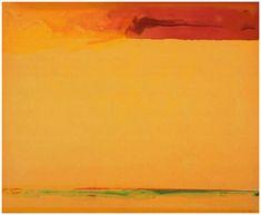 Helen Frankenthaler (1928-2011): boire plutôt que voir la peinture