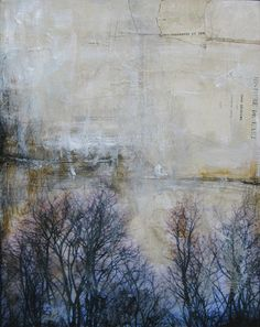 Bridgette Guerzon Mills is a fabulous encaustic artist -- now living in Chicago. She does some teaching, too. Check out her work!