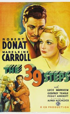 The 39 Steps (1935) Trivia on IMDb: Cameos, Mistakes, Spoilers and more...