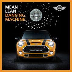 #MINI dancing machine