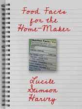 Food Facts for the Home-Maker. This book is intended to be a help to the young housekeeper who is starting out in the new home without either a knowledge of science or the technical training which could help her.