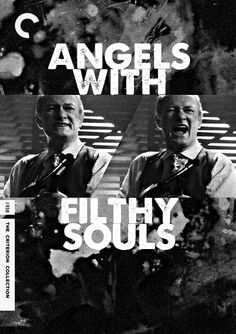 danielpwnz:    Fake Criterion - Angels With Filthy Souls (for Double Fakeout month)  This is the movie Kevin watches in Home Alone…  (http://fakecriterions.tumblr.com/#)