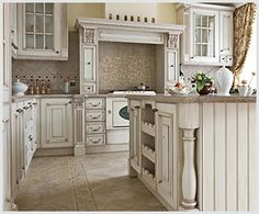 Find This Pin And More On Home Ideas Antique Kitchen Cabinets