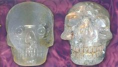 Max and Sha na ra together, the source of all ancient cristall skulls, can they be concious living computers? Alien Skull, Human Skull, Skull Art, Ancient Aliens, Ancient History, Crane, Ancient Artefacts, Earth Spirit, Legends And Myths