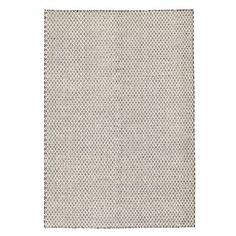 Ręcznie tkany kilim Brown Cross Kilim, 160x225 cm | Bonami