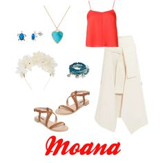 Looks by our Community | Fashmates Moana Outfits, Disneybound, Polyvore Fashion, Community, Style Inspiration, Shopping, Road Trip To Disney, Disney Bound