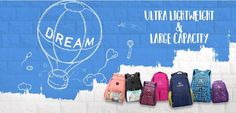 Lekebaby Ultra Lightweight & Large Capacity Collection