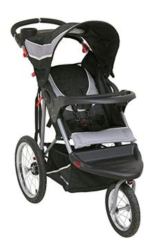 Best BUDGET Jogging Stroller | This is a good jogging stroller for the price, which is generally between $90-$130 on Amazon, depending on color and timing. | WhiningWithWine