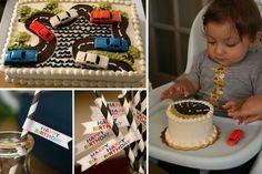 Wonderful birthday theme