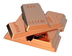 #Copper #futures are standardized, exchange-traded contracts in which the contract buyer agrees to take delivery, from the seller, a specific quantity of copper (eg. 25 tonnes) at a predetermined price on a future delivery date.