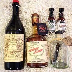 Aged Manhattan Cocktail Kit | Crafted Taste Cocktails