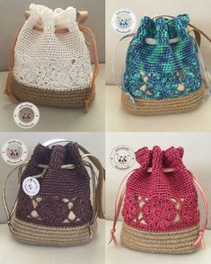 3 guidelines in choosing mens leather shoulder bags Free Crochet Bag, Crochet Shell Stitch, Crochet Diy, Crochet Tote, Crochet Handbags, Crochet Purses, Crochet Stitches, Crochet Patterns, Striped Shoulder Bags