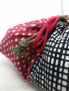 Kyoto designer cotton drawstring bag - Zenbu Home Japanese Temple, Japanese Things, Cotton Drawstring Bags, Organize Fabric, Japanese Aesthetic, Pouch Bag, Kyoto, Stocking Stuffers, Night Out