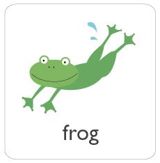 animal flash cards-- Good idea for Kids who are learning English