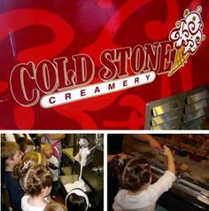 coldstone tours/field trips for kids