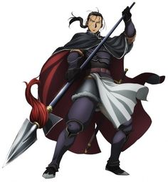 "Voice Cast for ""The Heroic Legend of Arslan"" TV Anime Announced - Daryun: Yoshimasa Hosoya"