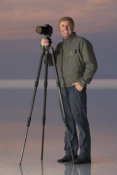Art Wolfe - one of my favorite photographers
