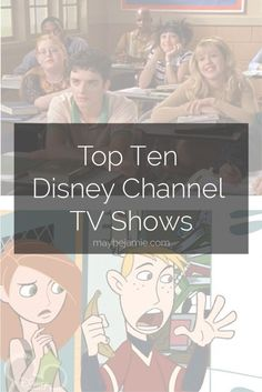 Don't you miss the Disney Channel shows from the early 2000's!? I throw it back and give a recap on my favourites.