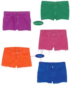 Will you be rocking colored #shorts this #summer2013?  http://www.chargemagazine.org/the-shorts-story.html