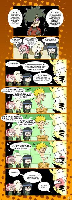 Naruto Ch. 647: Ninja Naruto Song