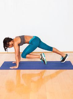 What To Do If You're Totally Bored With Planks #refinery29  http://www.refinery29.com/plank-variations-exercises-for-abs