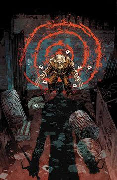 OLD MAN LOGAN #36