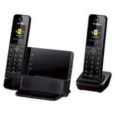 Free Shipping. Buy Panasonic KX-PRD262B 2 Handset Premium Series 1.9GHz Cordless Phone DECT 6.0 New at Walmart.com