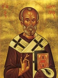 St. Nicholas, Bishop of Myra + December 6 | Antiochian Orthodox Christian Archdiocese