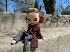 free knitting pattern - ling blythe sweater