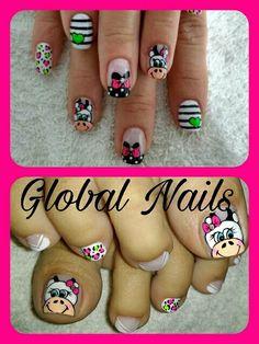 Shellac Nail Designs, Shellac Nails, Toe Nail Art, Toe Nails, Pedicures, My Favorite Things, Beauty, Creative Nails, Nail Ideas