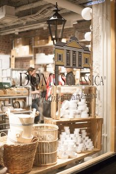 Diagnoosi:sisustusmania: Domus Classican uusi myymälä