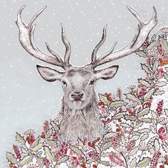 TW79 - Stag Head
